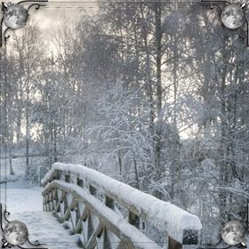 Бежать по снегу
