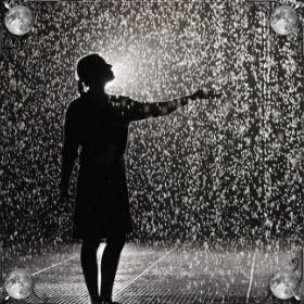 Бежать под дождем