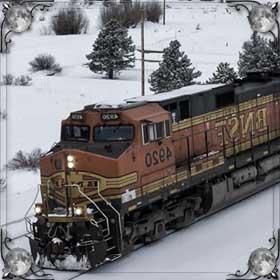 Быть под поездом