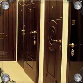 Большая дверь