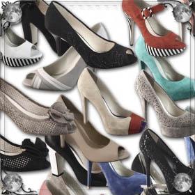 Большие туфли