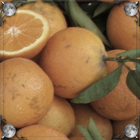 Большой апельсин