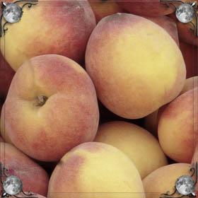 Большой персик