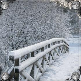 Большой снег