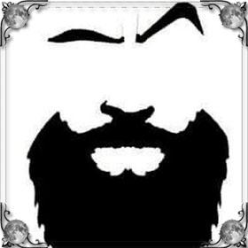 Борода у женщины