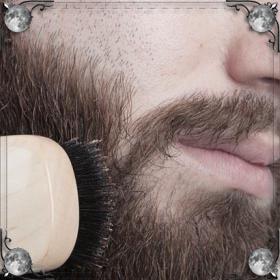 Брить бороду мужчине
