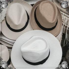 Человек в шляпе