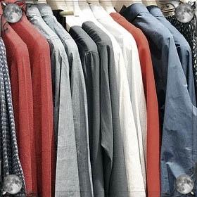 Чемодан одежды