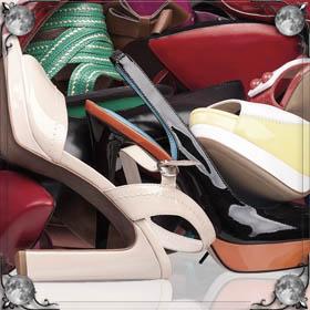 Чистить обувь кремом