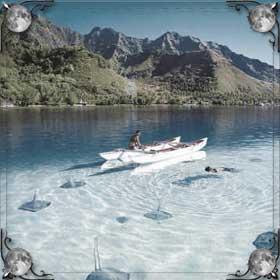 Чистое море