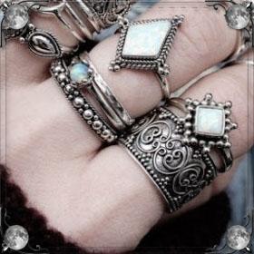 Чужие кольца