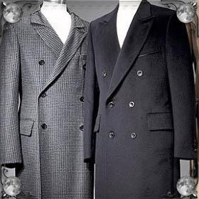 Чужое пальто