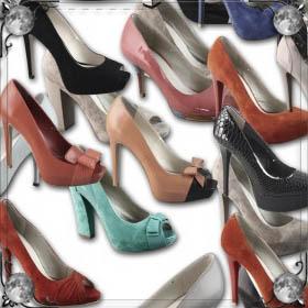 Цвет обуви