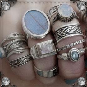 Дают кольцо