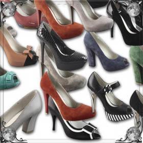 Дали обувь