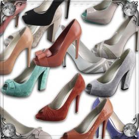 Дали туфли