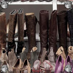 Дырявые ботинки