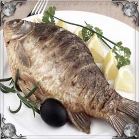 Есть жареную рыбу
