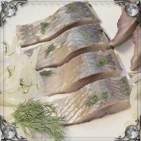 Филе рыбы