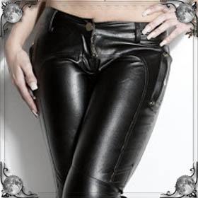 Грязные брюки
