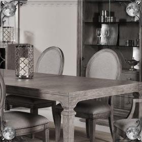 Грязный стол