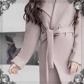 Грязное пальто