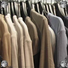 Ходить по магазинам одежды