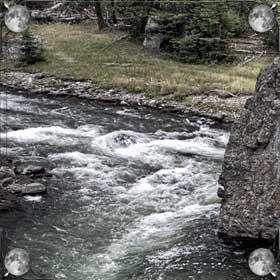 Идти по реке