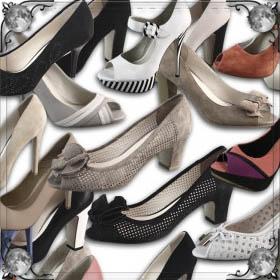 Искать пару обуви