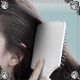 Женский волос