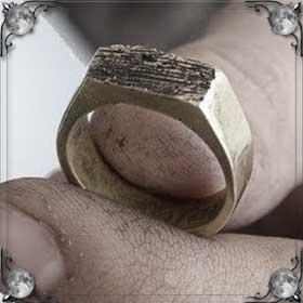 Кольцо мало
