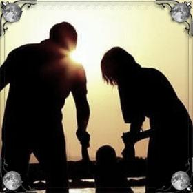 Кормить отца