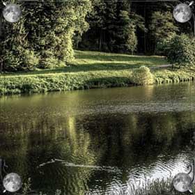 Красивая река
