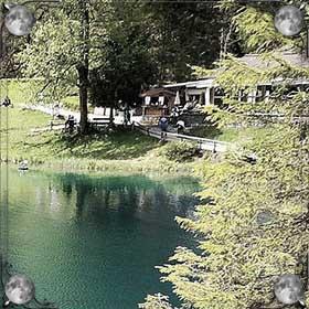 Купаться в озере