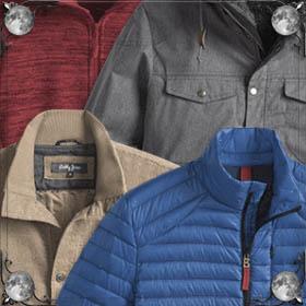 Купить новую куртку