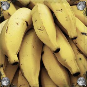 Кушать банан