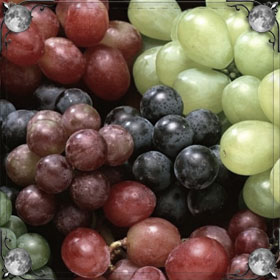 Кушать черный виноград