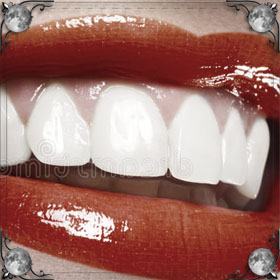 Кусочек зуба