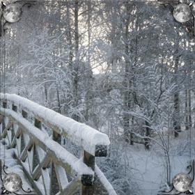 Лежать на снегу