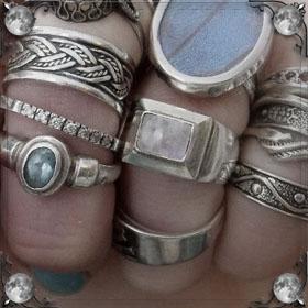 Лопнутое кольцо