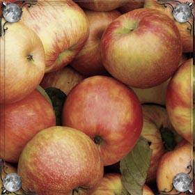 Маленькое яблоко