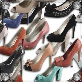 Меняться обувью