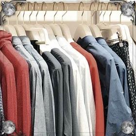 Меняться одеждой