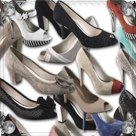 Мерить новые туфли