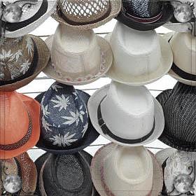 Мерить шапку