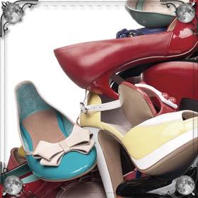 Мерить старую обувь
