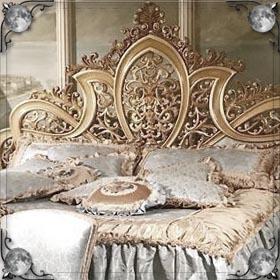 Мышь в кровати