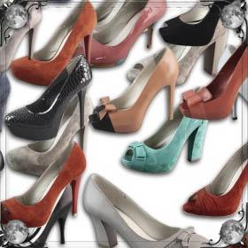 Много чужой обуви