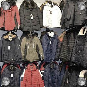 Много курток