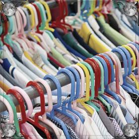 Много рубашек